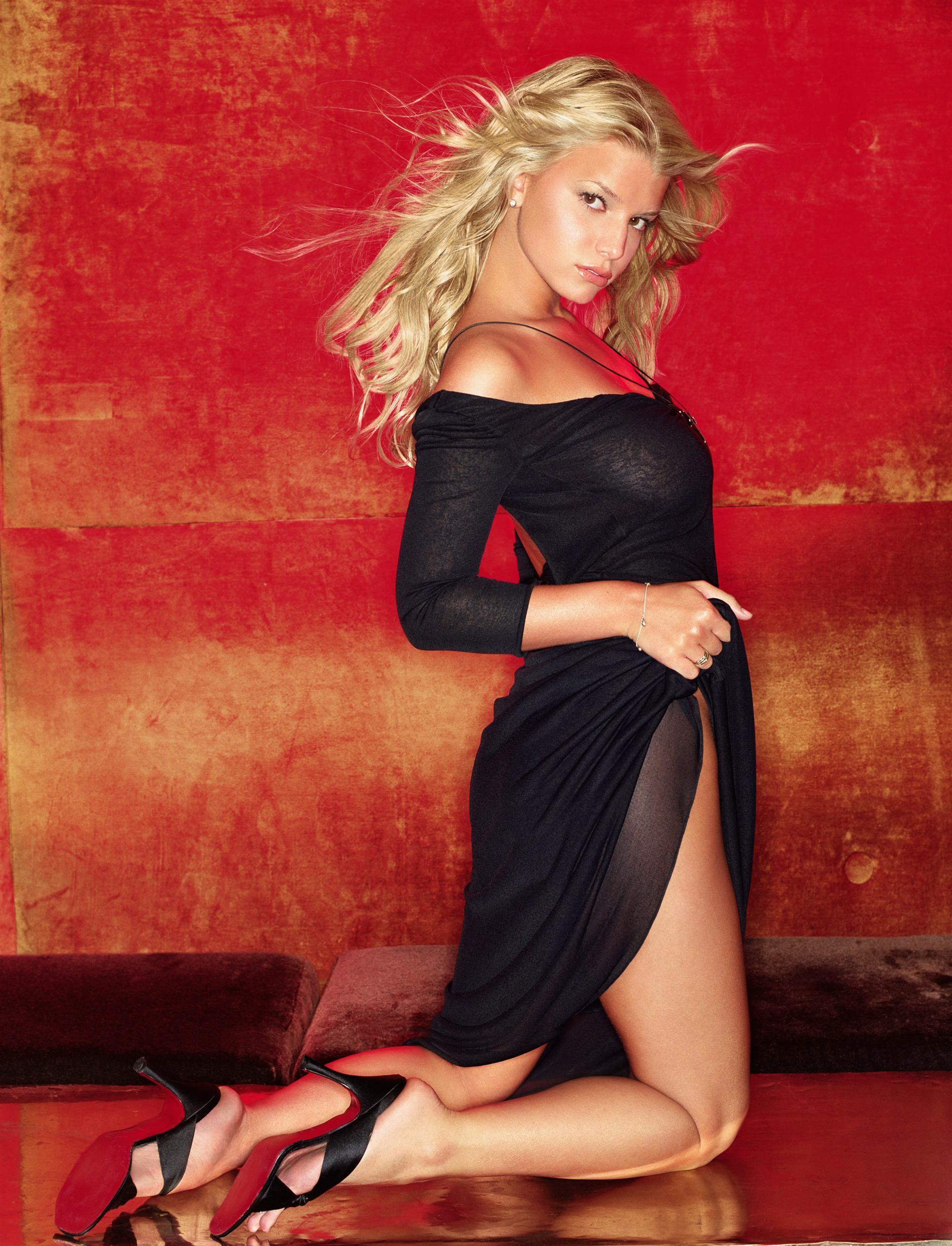 Jessica Simpson  Sexy Women-9277